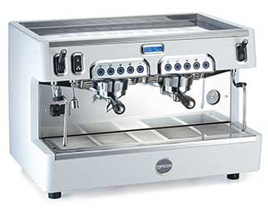 Cento50 commercial coffee machine
