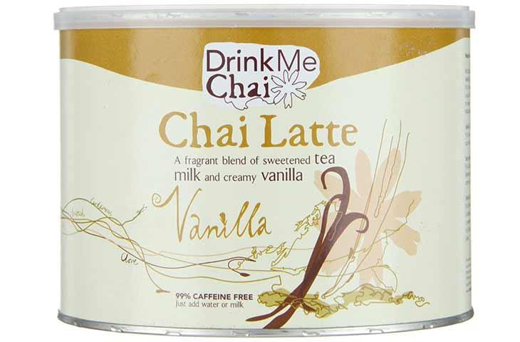 Chai Latte vanilla tub