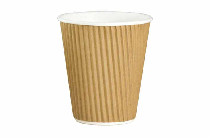 ripple take-out cup