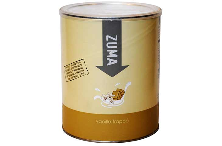 Zuma Frappe Mix Vanilla