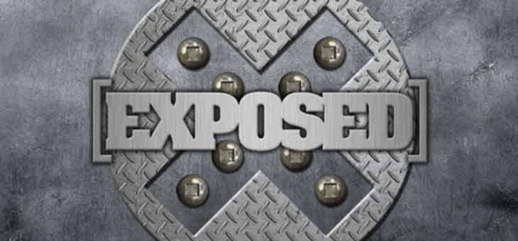 exposed awards 2014 logo
