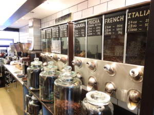 Pollards-ecclesall-Road-retail-shop-coffee-selection-single-origin-blend-coffee-blends-discover-sheffield