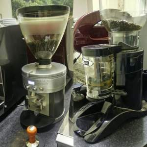 two-coffee-grinders-options-coffee-beans-to-grounds-espresso-for-coffee-machine-pollards-barista-training-room