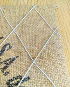 loose-string-on-hessian-diamond-pattern