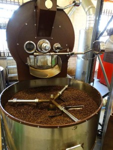 Pollards Brown Coffee Roaster 2
