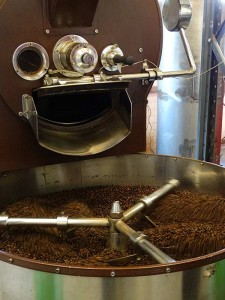 Pollards Brown Coffee Roaster