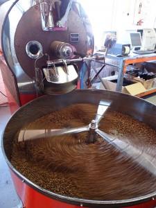 Pollards Red Coffee Roaster 2