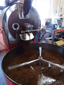 Pollards Red Coffee Roaster